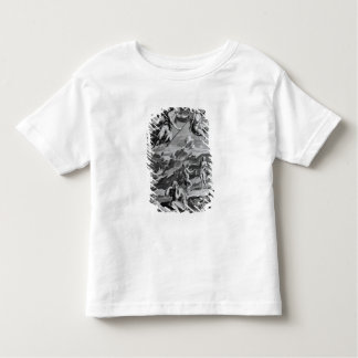 Adam and Eve after the Fall Toddler T-Shirt