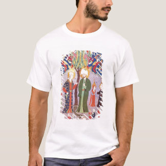 Adam and Eve and their Thirteen Twins T-Shirt