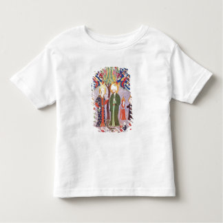 Adam and Eve and their Thirteen Twins Toddler T-Shirt