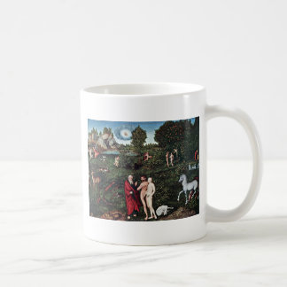 Adam And Eve In The Garden Of Eden, Adam And Eve I Mugs