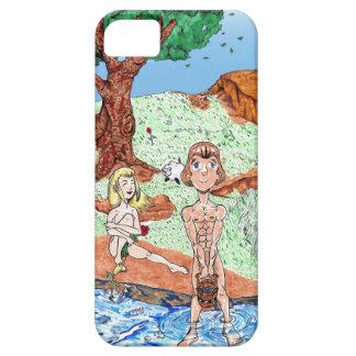 Adam and Eve iPhone 5 Cases