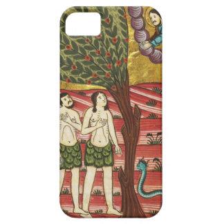 Adam and Eve Medieval iPhone 5 Case