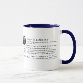 Adam Bathe Mug