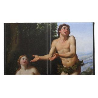 Adam Eve iPad Folio Cases