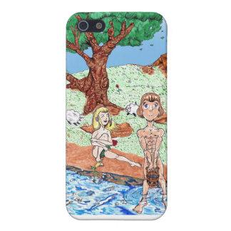 Adam & Eve iPhone 5 Covers