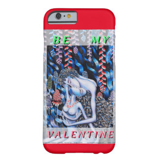 Adam & Eve Valentine's Day Barely There iPhone 6 Case