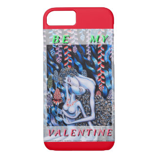 Adam & Eve Valentine's Day iPhone 7 Case