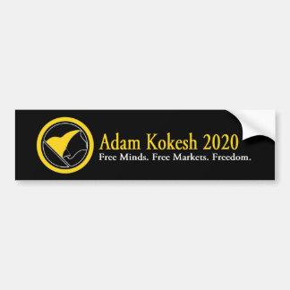Adam Kokesh 2020 Bumper Sticker