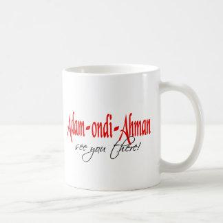 Adam Ondi Ahman Classic White Coffee Mug