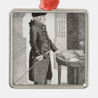 Adam Smith Christmas Ornament