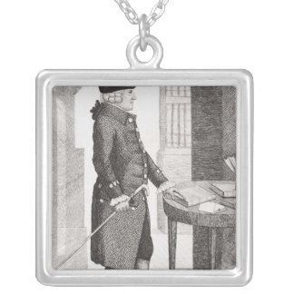 Adam Smith Silver Plated Necklace