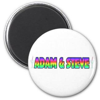 Adam & Steve Magnet