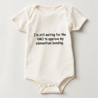 Adamantium Bonding Baby Bodysuit