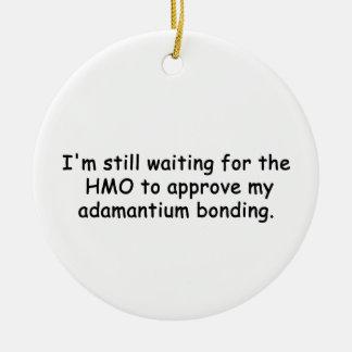 Adamantium Bonding Ornament