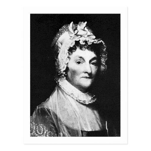 Adams ~ Abigail Adams First Lady 1797 - 1801 Postcards