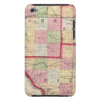 Adams, Brown, Pike counties Case-Mate iPod Touch Case