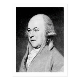 Adams ~ John Adams President of United States Postcard
