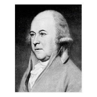 Adams ~ John Adams President of United States Postcard