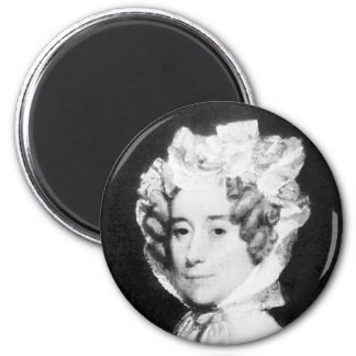 Adams Mrs John Quincy First Lady 1825 - 1829 Magnet