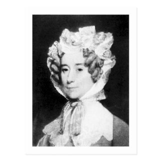 Adams ~ Mrs John Quincy First Lady 1825 - 1829 Postcard