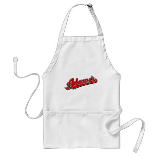 Adams s in Red Aprons
