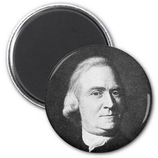 Adams ~ Samuel Adams 1722 - 1803 Magnets