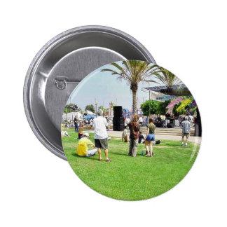 Adams Street Fair Crowd People Buttons