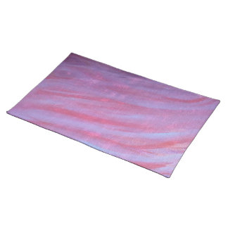 Adaptable Table | Pink Purple Zebra Style | Chic Placemat