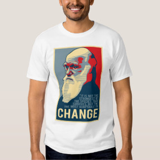 Adaptable to Change T Shirt