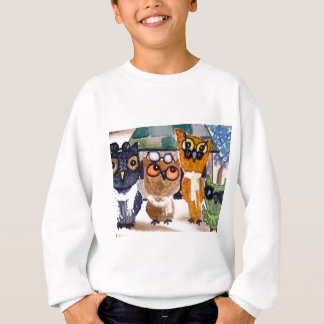 adaptP1040006owl4Crop8x10.jpg Sweatshirt