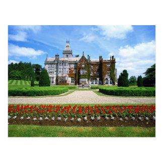 Adare Manor In County Limerick Ireland Postcard