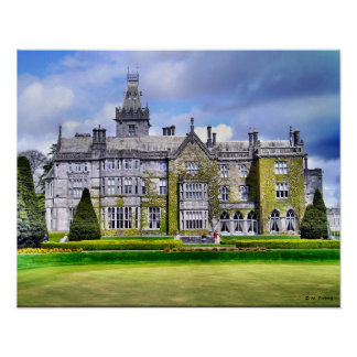 Adare Manor Print
