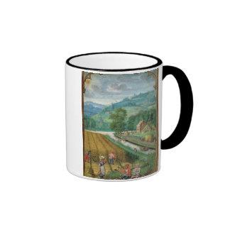 Add 18855 September: harvesting, ploughing and sow Mug