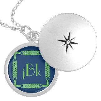 Add a Monogram Celtic Necklace
