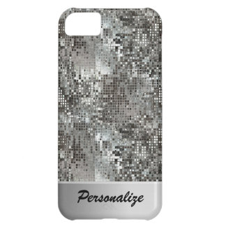Add A Name Cool Sequins Look iPhone 5 Case