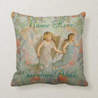 Add a Name | Garden Angels Throw Pillows