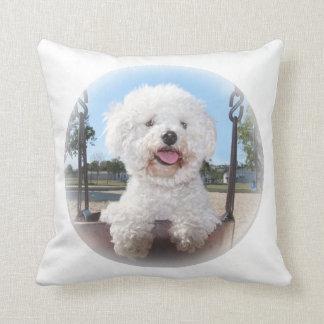 Add A Photo And Any Text Custom Throw Cushion
