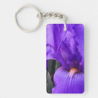 add a photo iris key chain