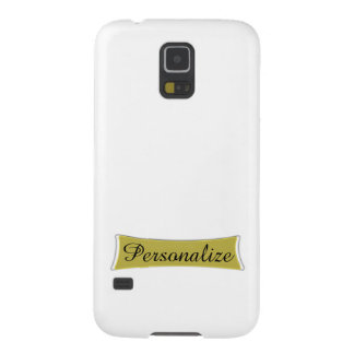 Add A Photo Or Background & Name Samsung S5 Case