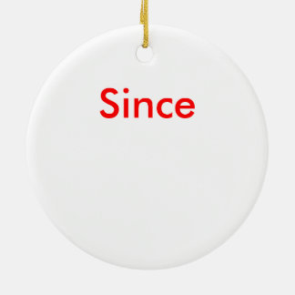 Add a Sober Date to this Christmas Christmas Ornament