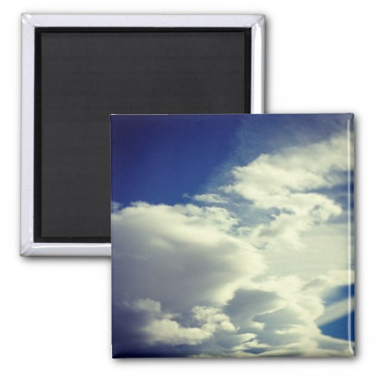 Add A Square Photo Magnet