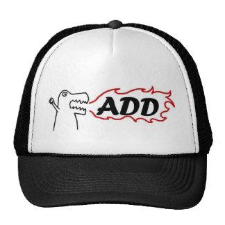 ADD CAP