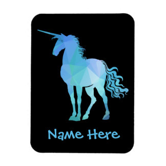 Add Child's Name To This Unicorn Magnet