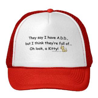 ADD full of Kitty Cap