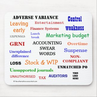 Add Logo Accounting Swear Words