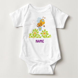 Add Name BABY FARM ANIMALS personalized Shirts