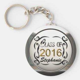 Add Name Class Of 2016 Graduation Keychain