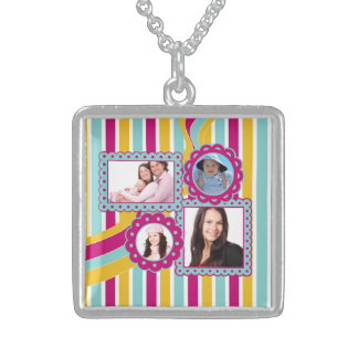 Add Personal Photos Necklace