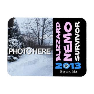 Add Photo Blizzard Nemo Survivor 2013 Magnet 3