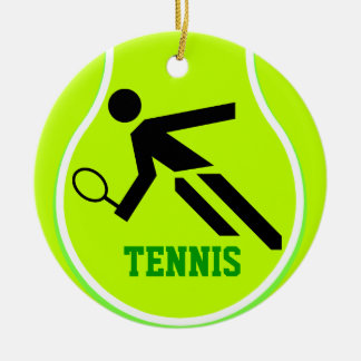 Add Photo Tennis Champs Ornament